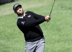 Todo el protagonismo de la web del PGA para Rahm, que sigue embocando putts increíbles