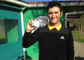 La PGA de España presenta a Jon Rahm como candidato