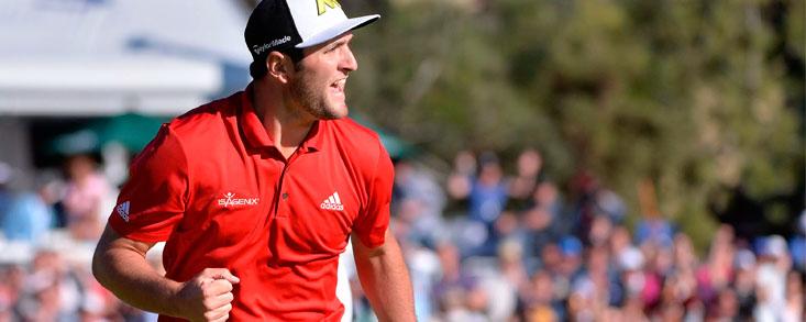 Jon Rahm revoluciona el golf mundial