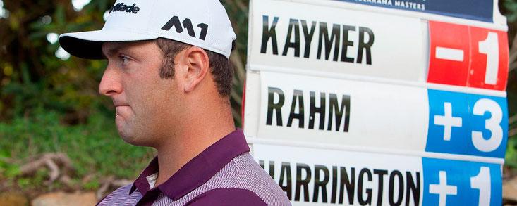 Jon Rahm: 'Me he quitado el día malo de en medio'