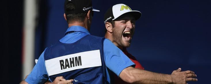 Jon Rahm consigue una victoria épica para ganar su primer torneo en el PGA