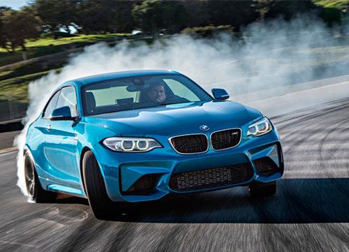 Compacto de altas prestaciones en el BMW M2 Coupé
