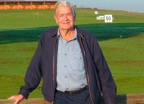 Fallece Ramón Espinosa, afamado diseñador y constructor de campos de golf