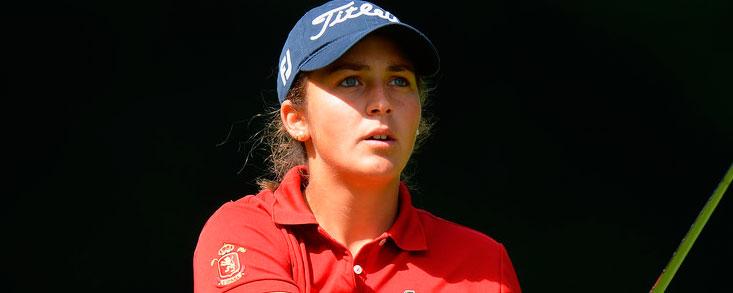 María Parra entra en la LPGA
