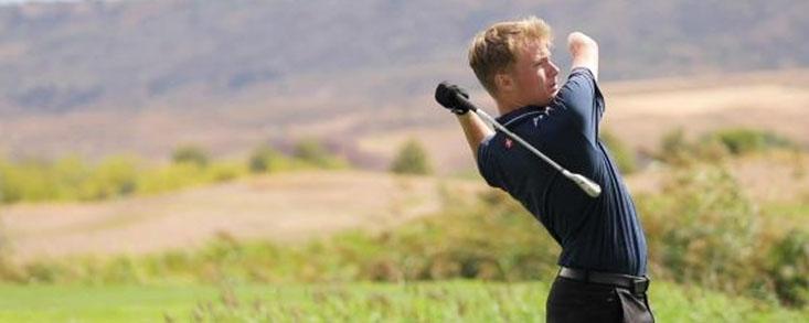 Nicolai Højgaard suma su primera victoria una semana después de la de su gemelo Rasmus