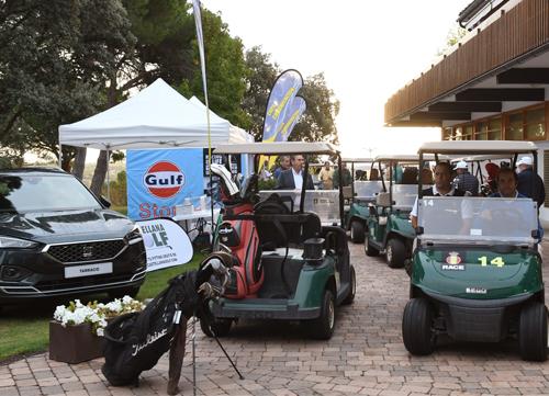 El mundo del motor y el golf, unidos en la Ryder Car