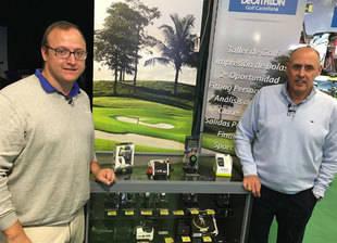 La tecnología al servicio de los jugadores de golf en Decathlon