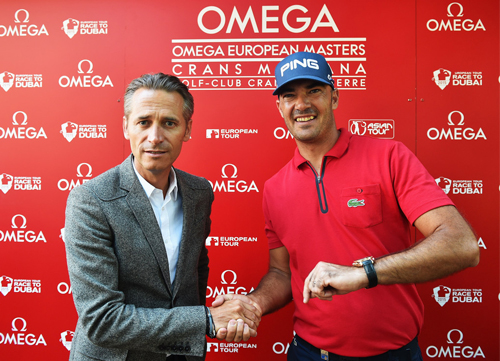 'Hole in One' y liderato para Havret
