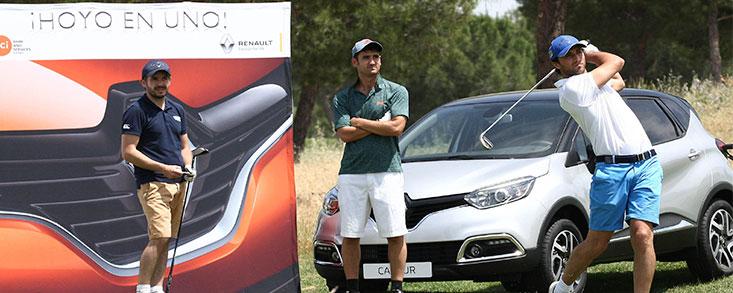 El Circuito Renault recala en Madrid
