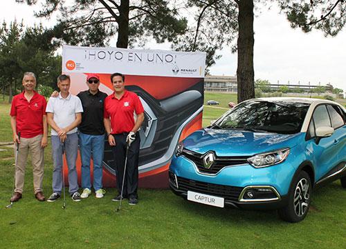 Lleno del Circuito Renault en tierras gallegas