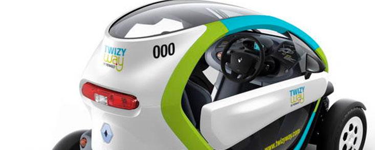 El coche eléctrico, poco utilizado