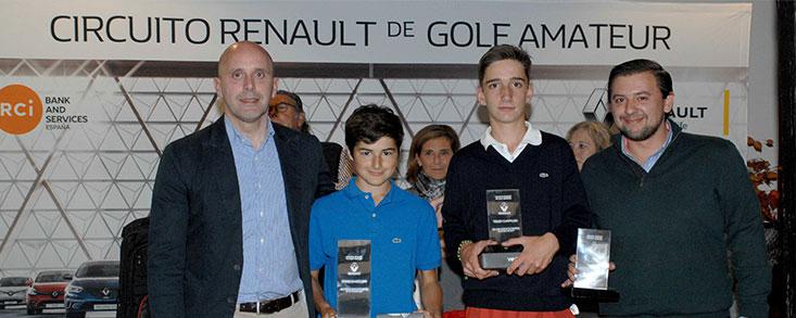 Los jóvenes se imponen en el RCG San Sebastián