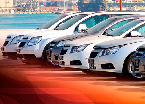 El renting de vehículos crece un 19,9% hasta septiembre