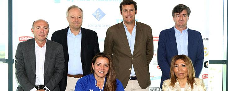 En marcha la III Edición de la Junior Golf Open by IMG Academy en Retamares