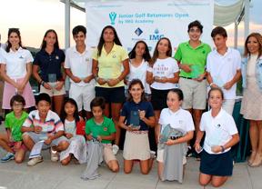 V aniversario Junior Golf Retamares Open by IMG Academy 2019