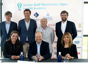 Retamares, anfitrión del IV Junior Golf Open