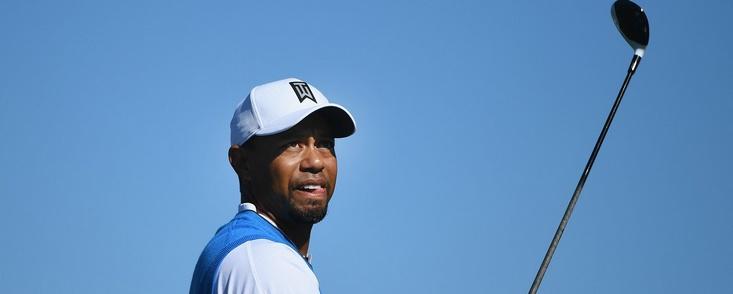 Tiger Woods termina con cuatro sobre par después de 523 días, 'Estuve peleando toda la vuelta'