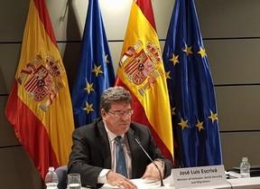Reunión online con José Luis Escrivá, ministro de Inclusión, Seguridad Social y Migración
