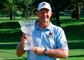 Primera victoria de Goosen en el PGA Champions