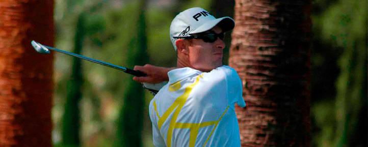Rhys Davies toma el mando con récord en Tecina Golf