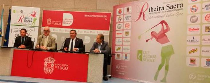 VI Edición del Ribeira Sacra Patrimonio de la Humanidad International Ladies Open