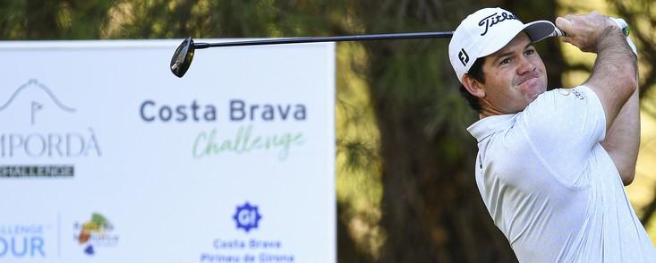Ricardo Gouveia domina en el Challenge Costa Brava con Alex del Rey como mejor español clasificado, 27º