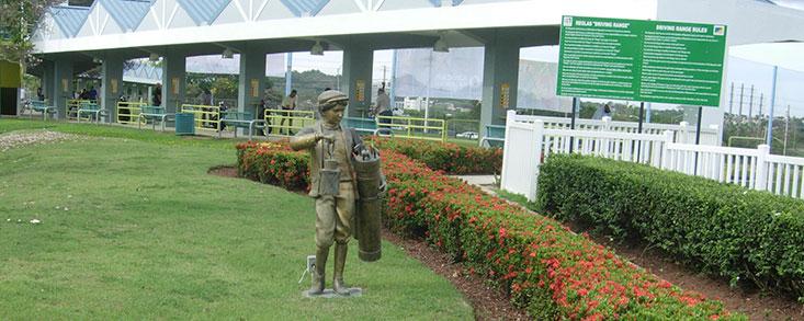 Río Bayamón, golf público también en Puerto Rico