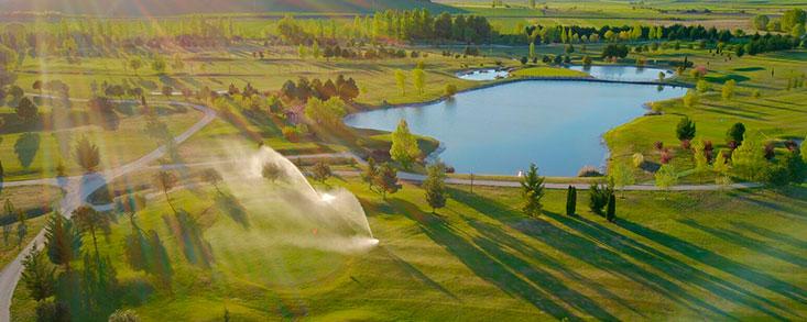 Burgos ya espera el Campeonato de España PGA