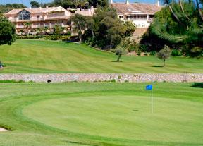 Los campos de la Costa del Sol se promocionan con el Open de España