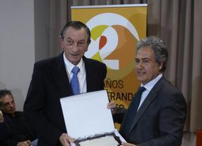 Distinción de Honor al Fomento de la Formación en Turismo a la RFAG