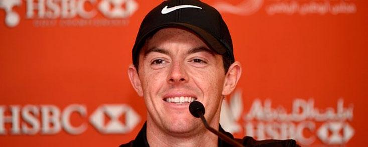 Rory McIlroy: 'Quiero volver al número uno lo antes posible'