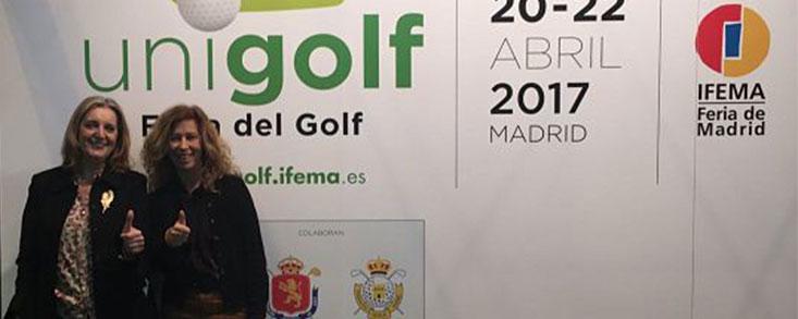 'Debemos arrimar el hombro para unir al golf'