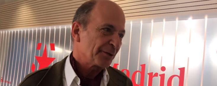 Carlos Rodríguez Braun: 'En el golf se necesita paciencia y capacidad de innovación'