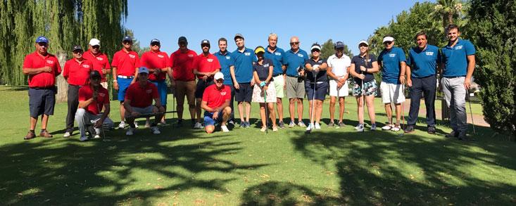 Un gran día de Decathlon con el Inesis Day en Lauro Golf