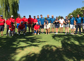 Un gran día de Decathlon con el Inesis Day en Lauro Golf