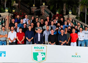 Nacen las Series Rolex en el Tour Europeo
