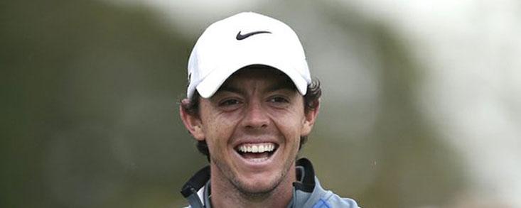 La temporada de Rory McIlroy, rara, rara, rara