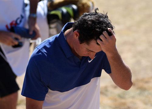 McGinley cree que a Rory le viene bien el buen estado de forma de Spieth