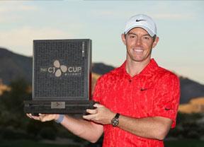 Rory McIlroy firma en Las Vegas su victoria número 20 en el PGA Tour