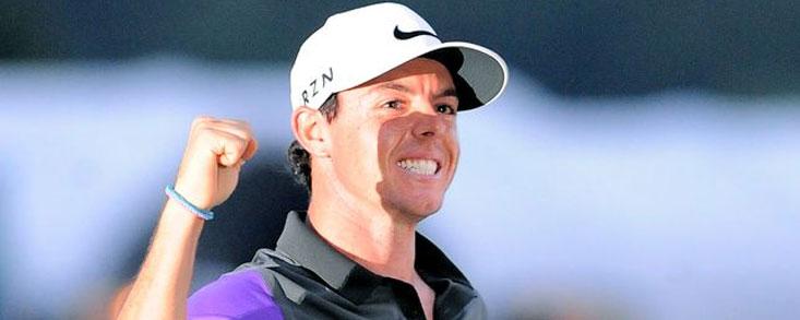 McIlroy: 'Todo el mundo está pensando ya en el Masters de Augusta'