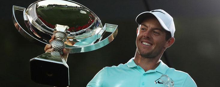 Rory McIlroy gana en Atlanta y se lleva su primera FedEx Cup en un Play-Off de infarto