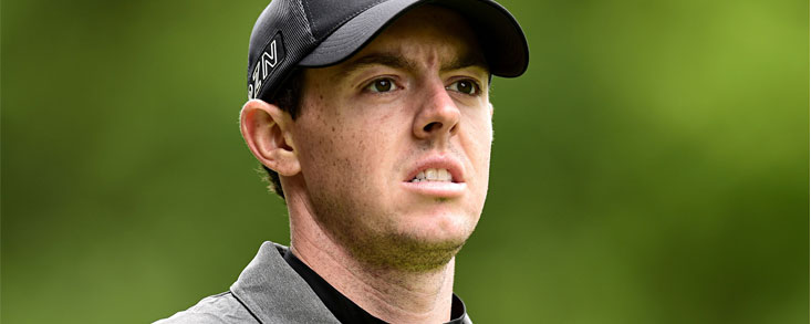 Rory McIlroy: 'Estoy supervisando la situación'