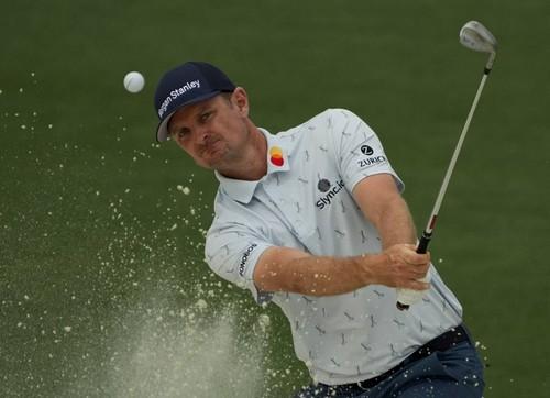 Justin Rose arranca a lo grande en el Masters de Augusta