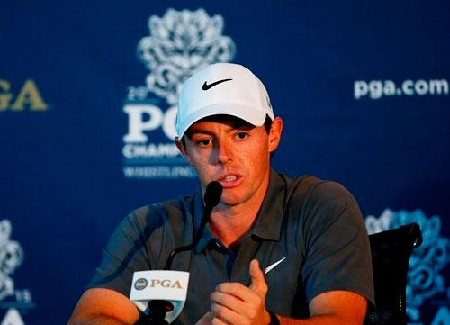 Rory McIlroy: 'Las expectativas de victoria no han cambiado'