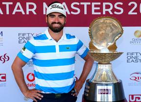Antoine Rozner gana el Commercial Bank Qatar Masters brillantemente