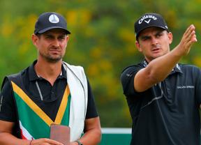 Claro dominio sudafricano en el arranque del South Africa Open