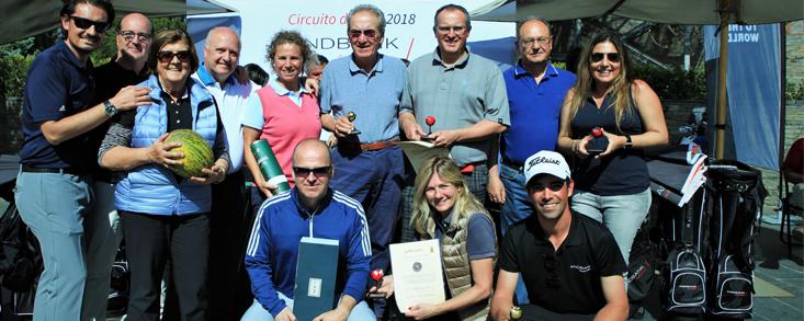 Éxito de participación en la primera prueba disputada en Cerdañá