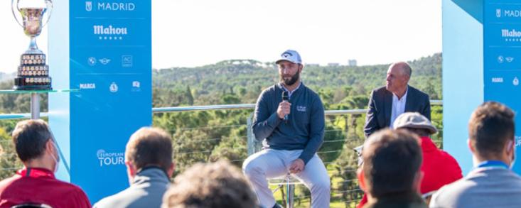 """Jon Rahm: """"Estoy muy orgulloso de haber conseguido dos victorias en el PGA Tour en 2020'"""
