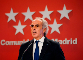 Las restricciones en Madrid entran en vigor a las 22 horas