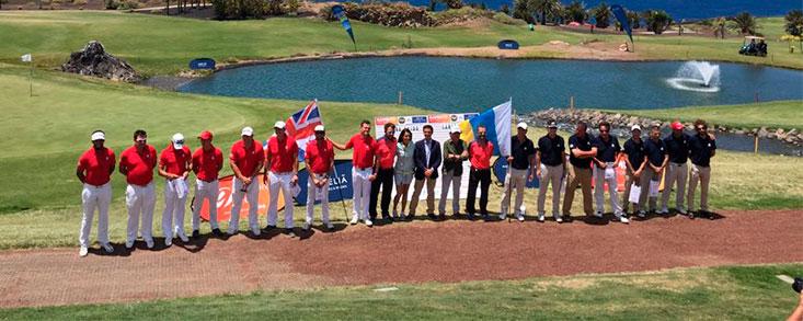 Canarias y Reino Unido ya pelean por la Ryder en Buenavista